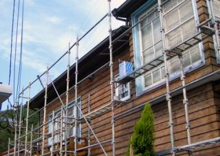 Before-外壁塗装(リフォーム前)